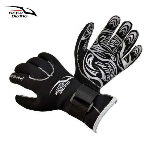 3MM Neoprene SCUBA Dive Gloves