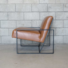 Load image into Gallery viewer, The Gramercy Chair (Leather)