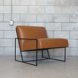 The Gramercy Chair (Leather)