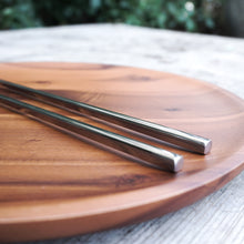 Load image into Gallery viewer, stainless steel chopsticks