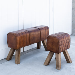The Saddle Bench