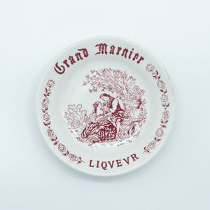 vintage grand mariner french tip tray