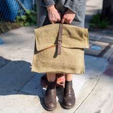 Load image into Gallery viewer, Olive Soma Bag