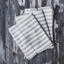 Load image into Gallery viewer, Large Stripe Tea Towel