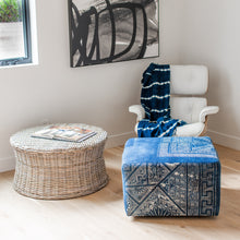 Load image into Gallery viewer, The Laguna Ottoman