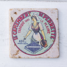 Load image into Gallery viewer, La Fromage Coaster Set