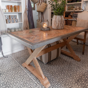 The Butternut Farm Table