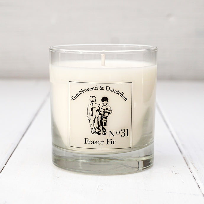 Fraser Fir Scented T&D Candle