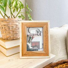 Load image into Gallery viewer, Wood And Bone Photo Frames