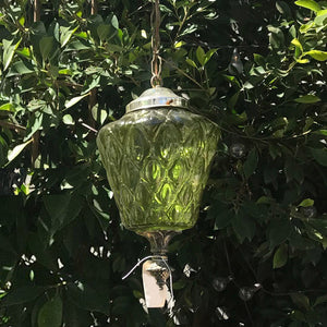 Vintage Green Small Pendant Lamp