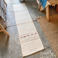 Load image into Gallery viewer, Hemp Kilim Runner