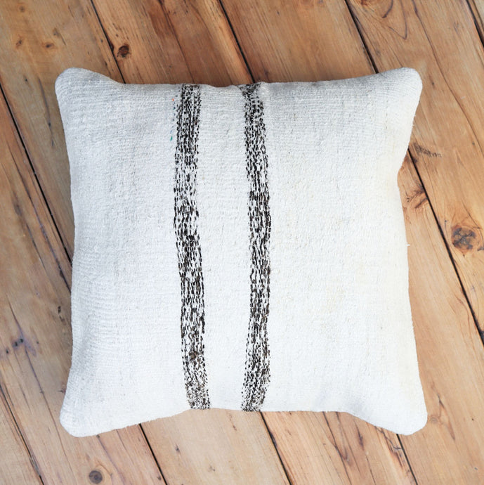 moroccan hemp pillows