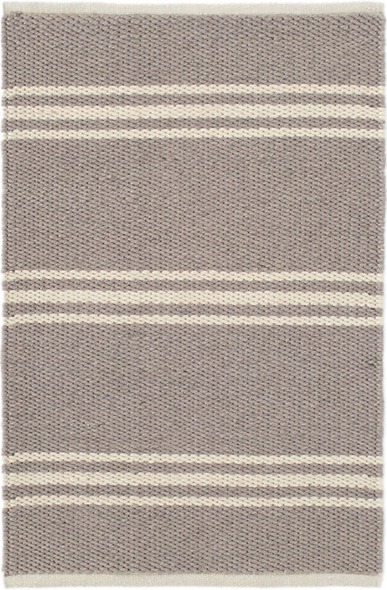 Lexington Grey/Ivory Indoor/Outdoor Rug