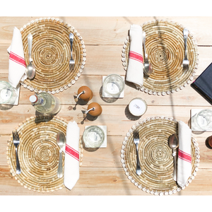 Pandan and Sigay Woven Placemats