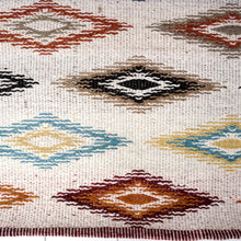 Load image into Gallery viewer, Carousel Woven Wool Rug