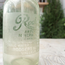 Load image into Gallery viewer, The Rodgers Seltzer Bottle