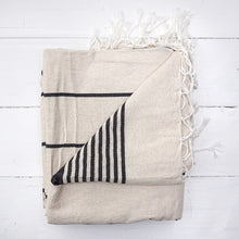 Load image into Gallery viewer, Mediterranean Fouta Throw