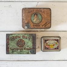 Load image into Gallery viewer, Packer's Tar Soap Vintage Tin