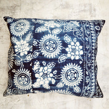 Load image into Gallery viewer, Indigo Dream Indoor Pillow
