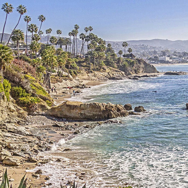 laguna beach photography print