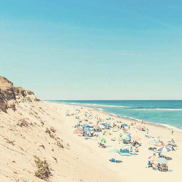 cape cod beach scene photography