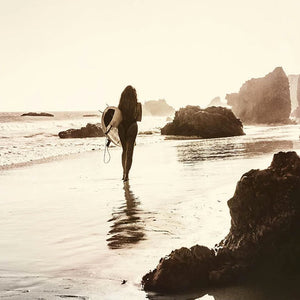 Surfer Girl Photography Print