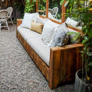Canal Side Sofa