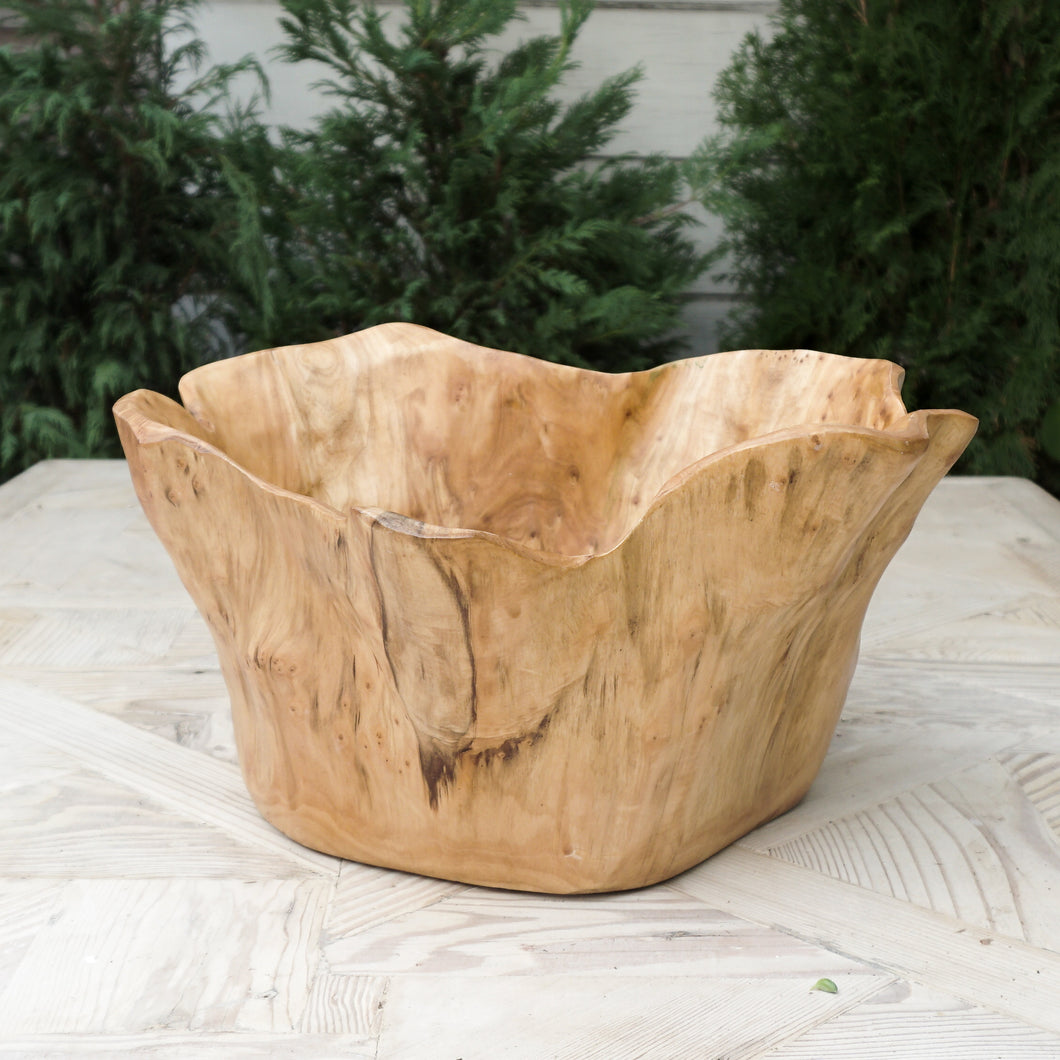 The Rustic Salad Bowl