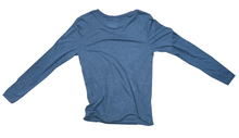 Load image into Gallery viewer, Venice California Long Sleeve Tee Shirt in Navy