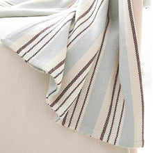 Load image into Gallery viewer, Vanilla Sky Woven Cotton Throw