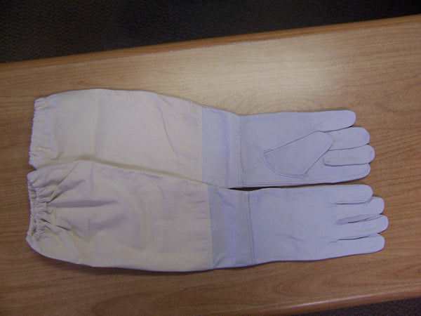 "BZ32 Non-Vented 21"" Beekeepers Gloves"