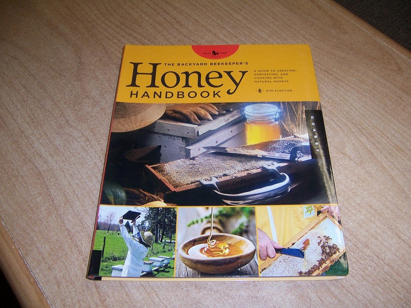 BKB25  Honey Handbook