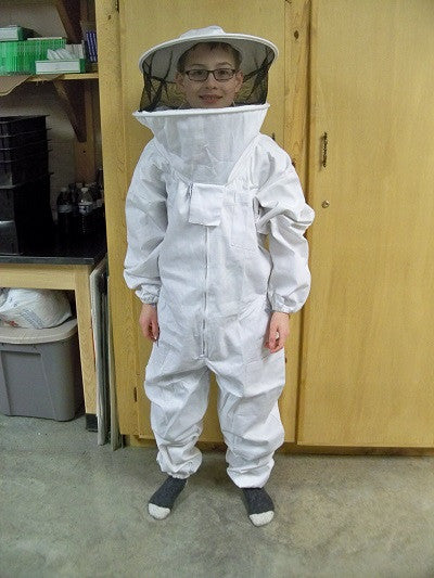 BZYSR  Youth Bee Suit