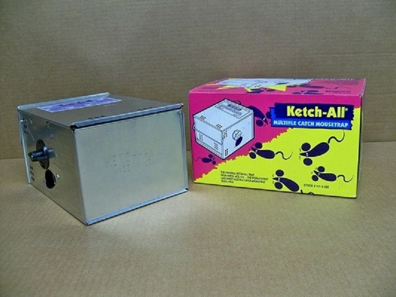20  Ketch-All Repeating Mouse Trap