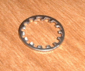 2538  Parts For Fountains - Lock Washer