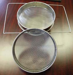 BZ2MS Double Metal Sieve