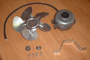 3012  Motor, Fan & Mounting Bracket