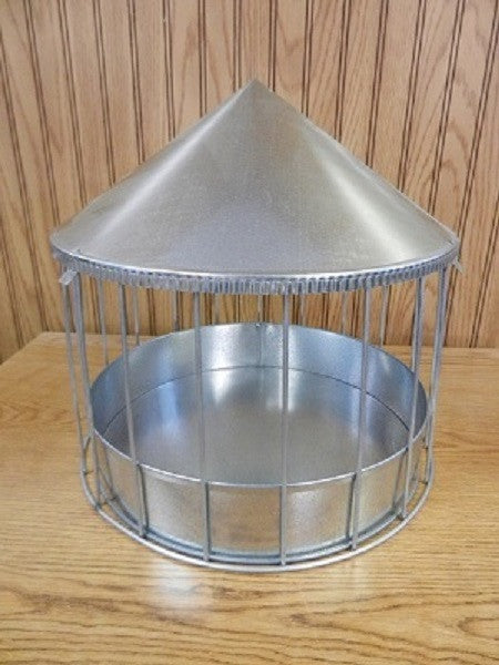 316 Galvanized Pigeon Feeder/Waterer