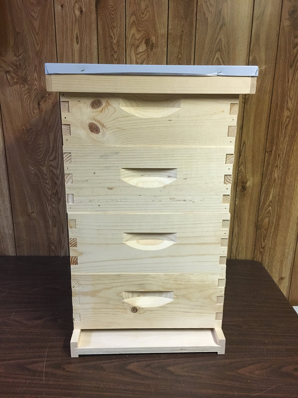 Complete Medium 4 Chamber Hive