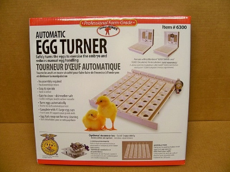 6300 Miller Automatic Egg Turner