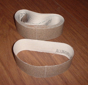 702 Sandpaper Replacement Bands for Brush
