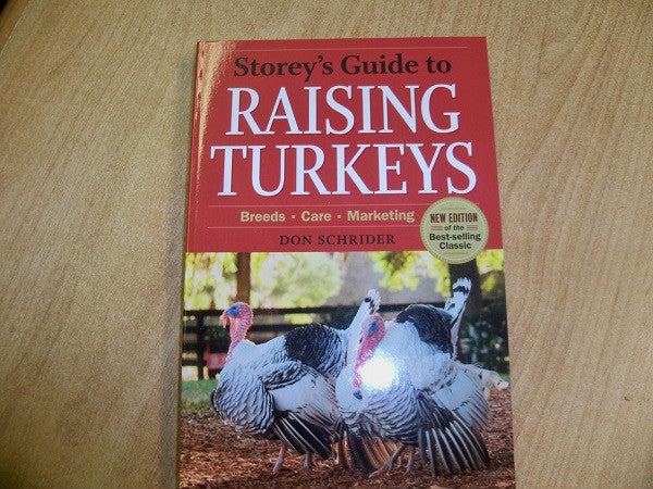 BK15  Storey's Guide To Raising Turkeys