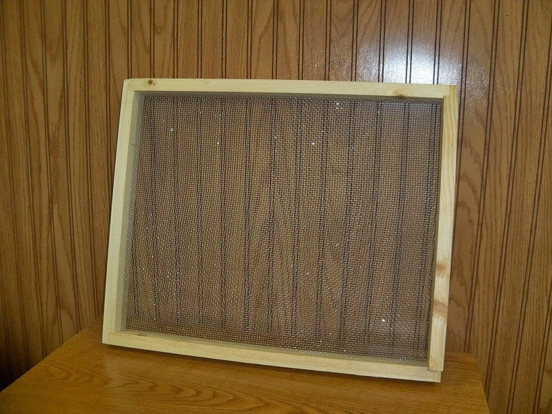 BZVT   Ten Frame Varroa Screen Board