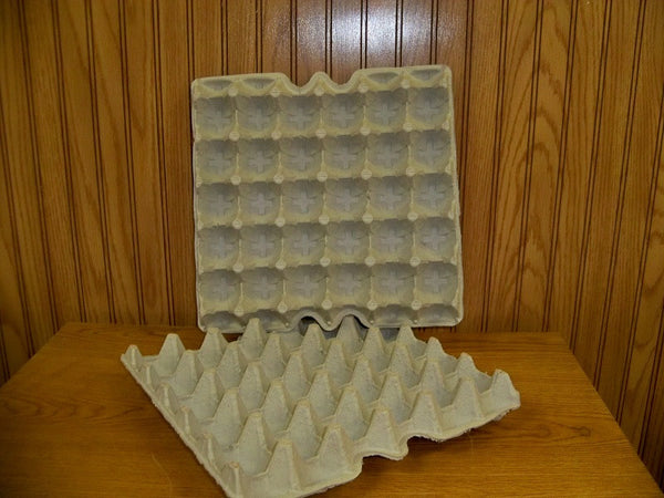 C30  Papier-Mache Egg Tray for Poultry