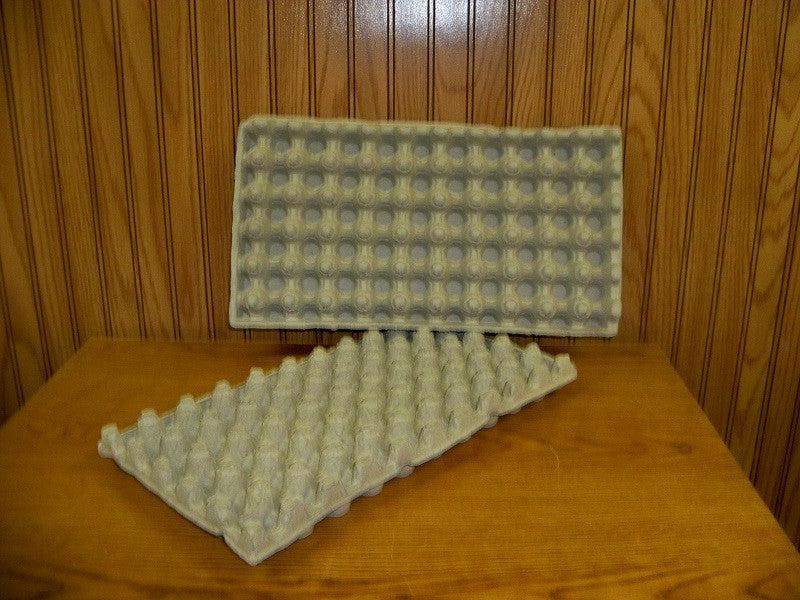 C50  Papier-Mache Egg Tray for Chukar
