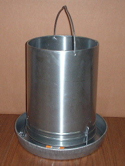 G30  Galvanized Metal Hanging Feeder