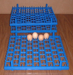 KRC59  Bantam or Pheasant Egg Tray