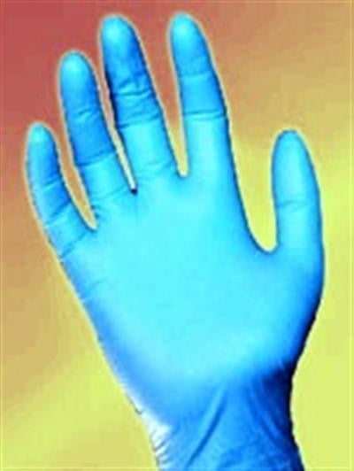 BZ37-Disposable Nitrile Gloves (100 count)