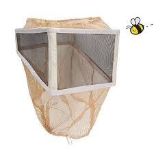 BZ42 BeeKeepers Folding Veil with Tie Bottom