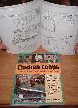 BK55  Chicken Coops - 45 Building Plans